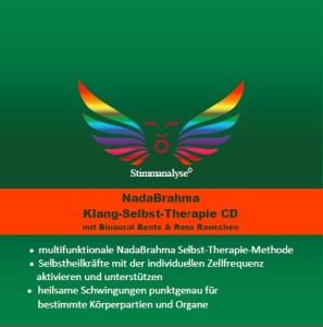 NadaBrahma Klang-selbst-therapie